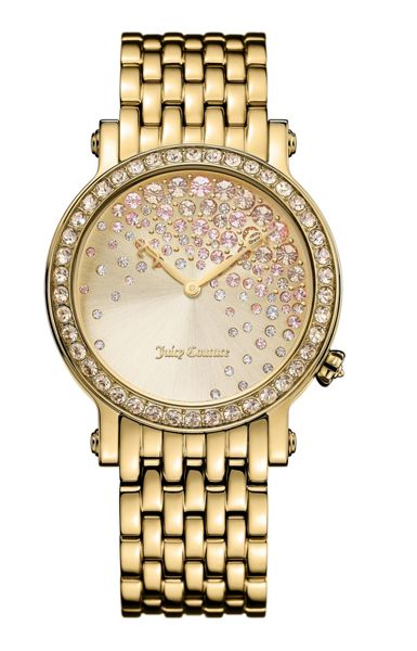 Juicy Couture 1901280 ladies bracelet watch