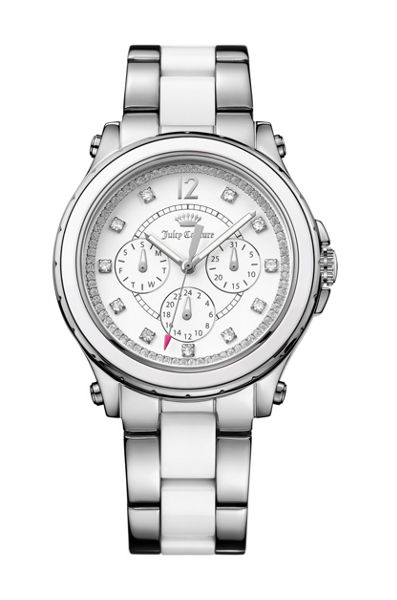Juicy Couture 1901304 ladies bracelet watch
