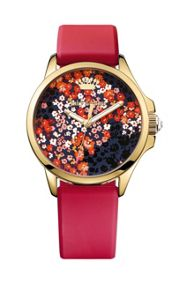 Juicy Couture 1901306 ladies strap watch