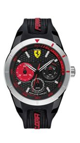 Ferrari 0830254 mens strap watch