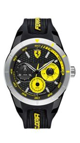 Ferrari 0830257 mens strap watch