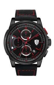 Ferrari 0830273 mens strap watch