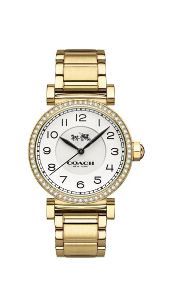 Coach 14502397 ladies bracelet watch