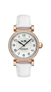 Coach 14502401 ladies strap watch