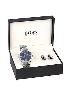 1570045 watch & cufflinks gift set