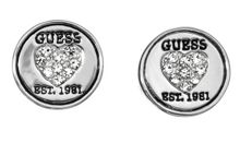 Guess Mini coin stud earring