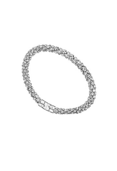 Guess Glamazon pave bangle