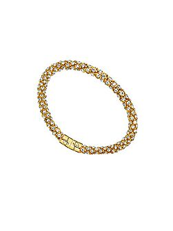Glamazon pave bangle