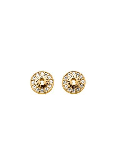 Guess All locked up earrings, Gold