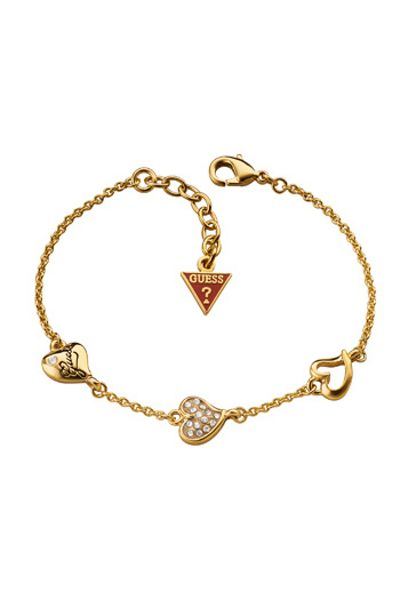 Guess Tripple heart bracelet