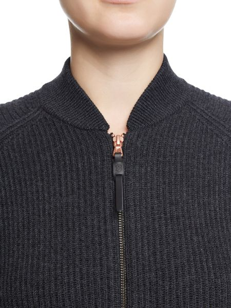 Victorinox Christin Zip Up Cardigan