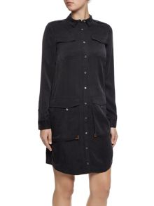 Victorinox Sophie Silk Shirt Dress