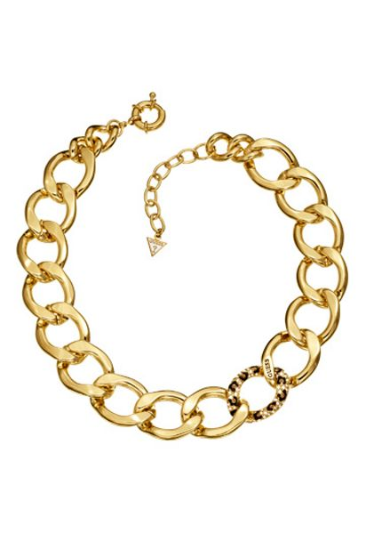 Guess Gold Necklace