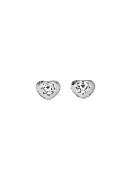 Guess Rhodium Earrings