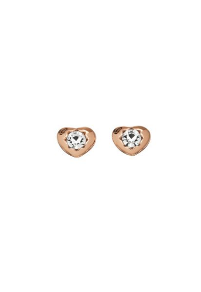 Guess Rose Gold Earrings