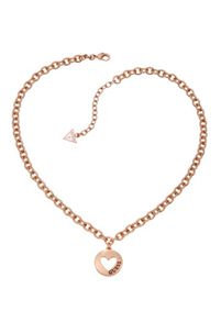 Guess Rose Gold Pendant Necklace