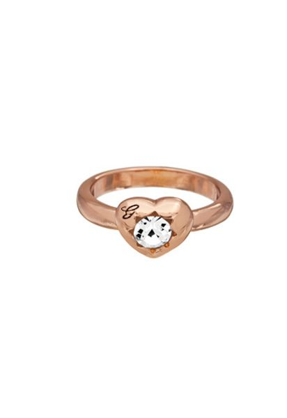 Guess Rose Gold Ring