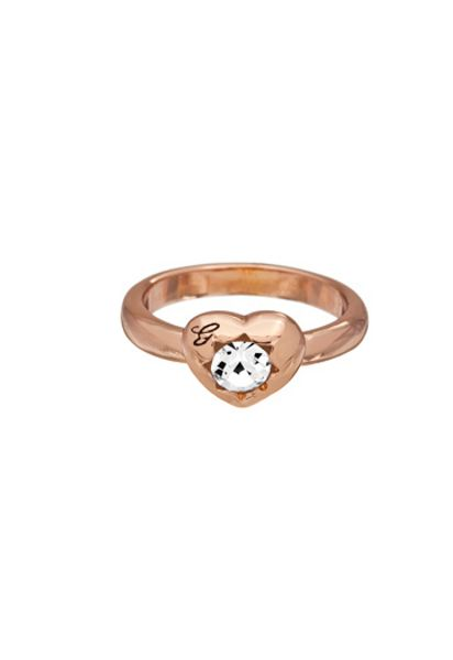 Guess CRYSTALS OF LOVE RING
