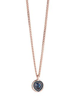 Coins of love necklace