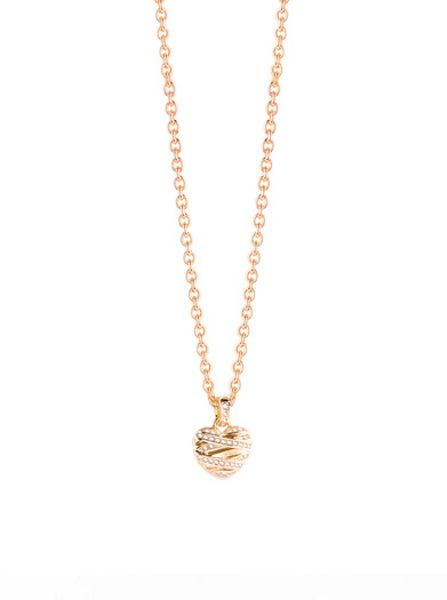 Guess Wrapped with love necklace