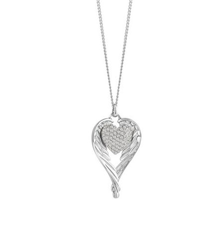 Guess Heartshelter necklace