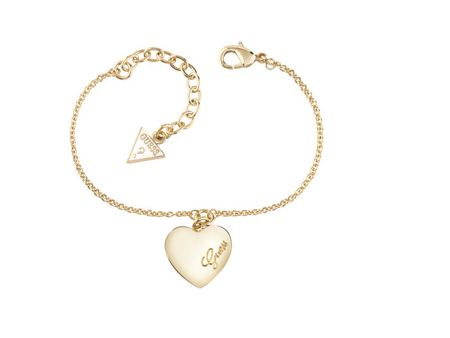 Guess gold plated bracelet