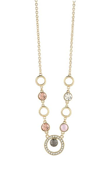Guess gold plated necklace
