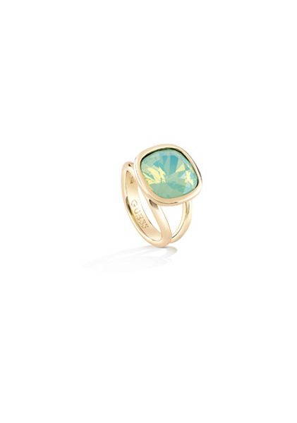 Guess gold plated ring