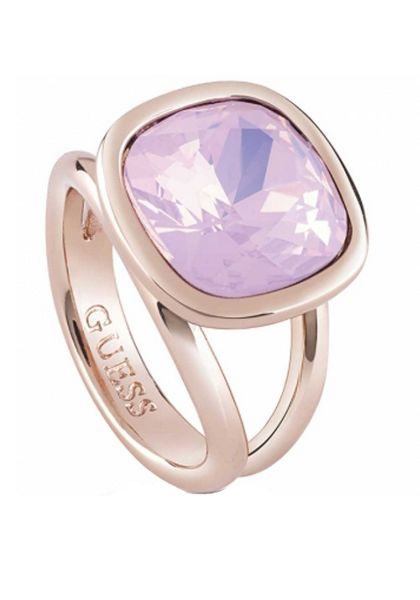 Guess rose gold plated ring