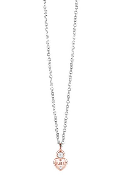 Guess Guessy little heart charm pendant