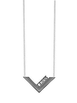 Triometric Geo V Necklace