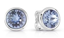 Guess Miami ube83047 blue crystal stud