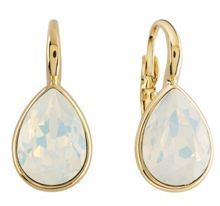 Guess Santorini ube83079 milky drop earring