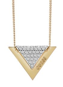 Guess Revers ubn83068 sparkle fold necklace