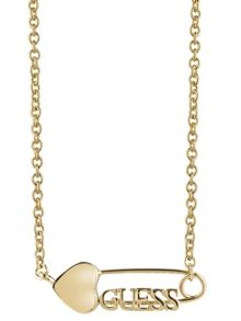 Guess Pin-up ubn83118 safety pin necklace