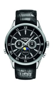 ROMSUP0004 Mens Strap Watch