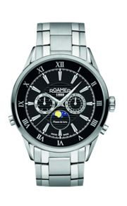 Roamer ROMSUP0007 Mens Bracelet Watch