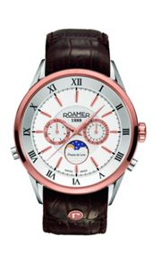 Roamer ROMSUP0005 Mens Strap Watch