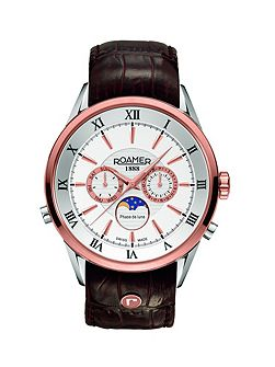 ROMSUP0005 Mens Strap Watch