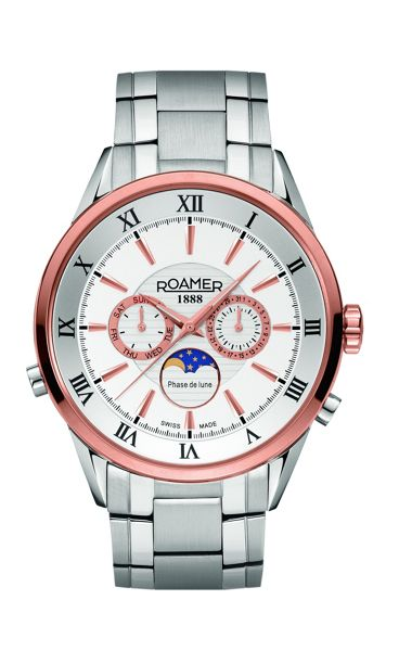 Roamer ROMSUP0008 Mens Bracelet Watch