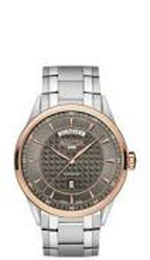 Roamer Romsup0010 mens bracelet watch