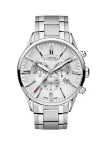 CU92.00ROX Superior silver mens watch