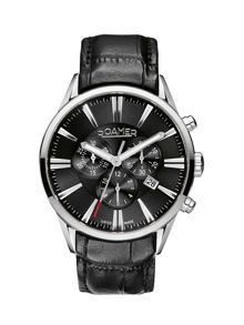 CU87.03ROX Superior silver mens watch