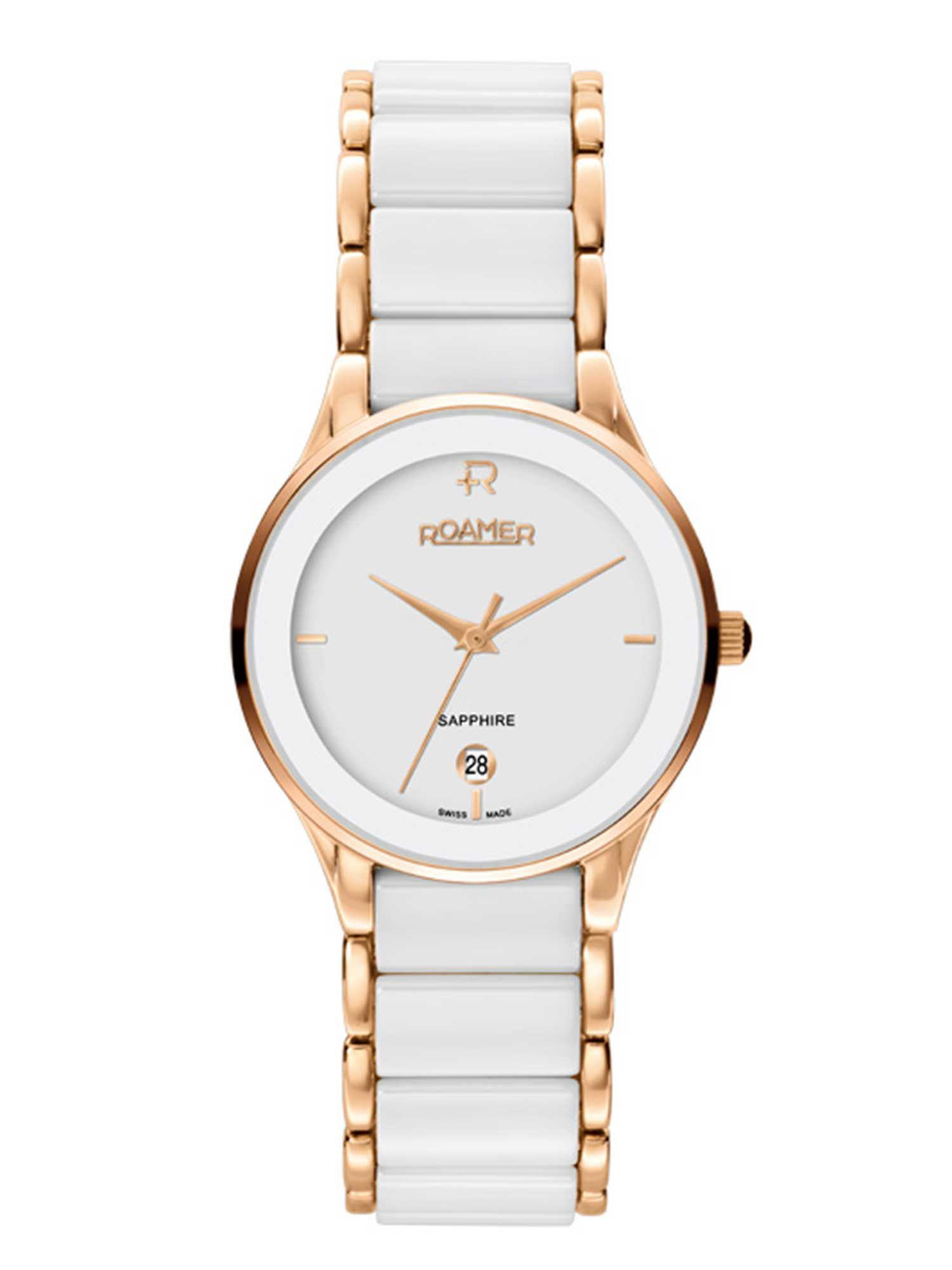 CV19.10ROX Ceraline saphira ladies watch