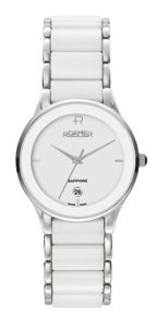 Roamer CV17.10ROX Ceraline saphira white ceramic watch