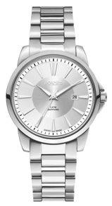 DS89.10ROX Ares classic silver bracelet watch