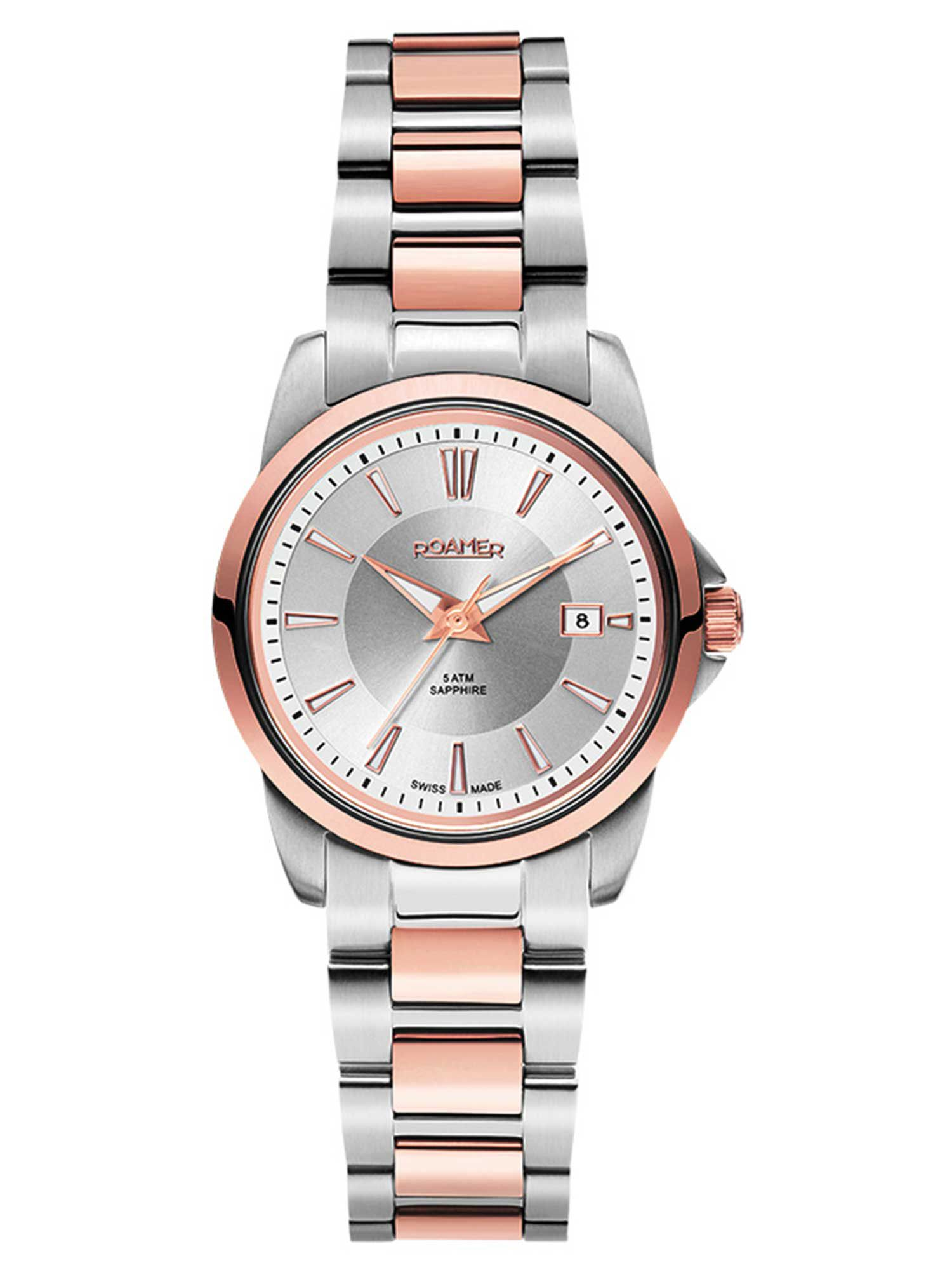 DS91.10ROX Ares 2-tone ladies watch