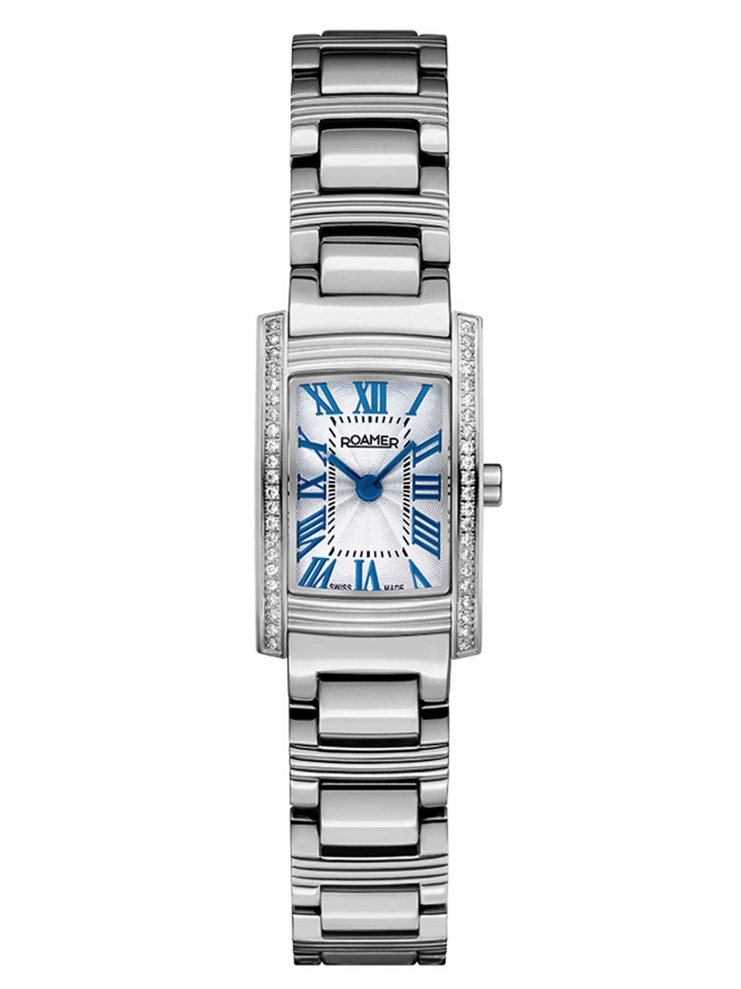 DT57.10ROX Dreamline arc silver ladies watch