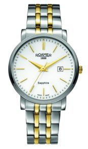 Roamer ROMCLA0004 Mens Bracelet Watch