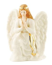 Belleek Living Classic nativity angel